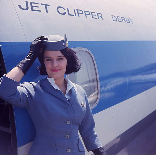 The Silver and Glassware Rattled in the Cabinet While the Jet Set Flew Overhead